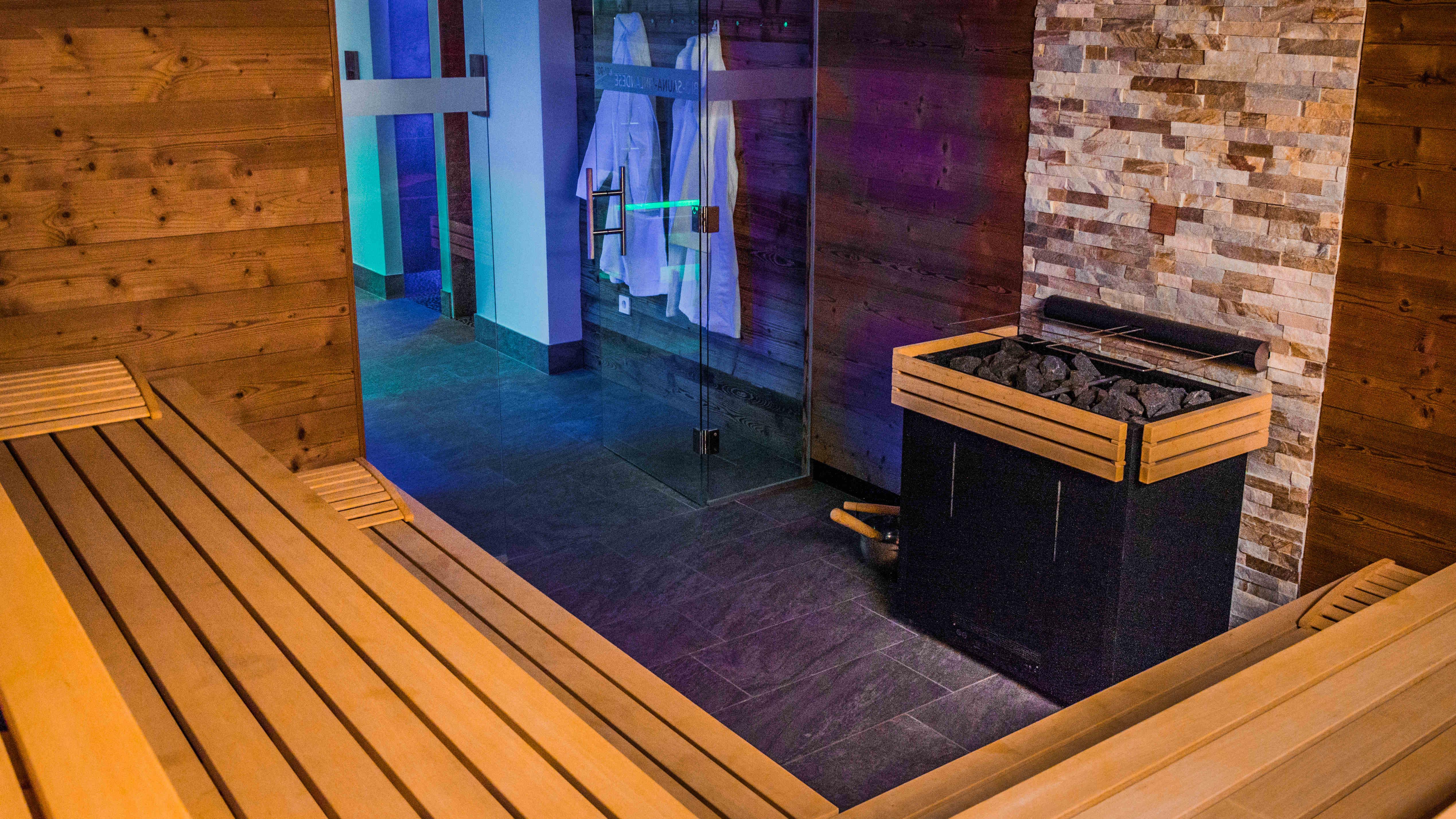 Sauna finnlandese