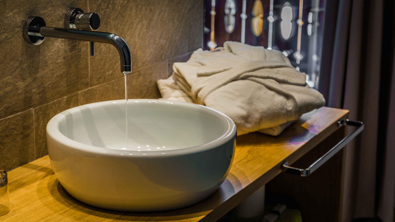 Suite lavandino